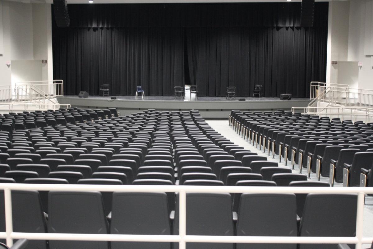 Auditorium  Hopkins County Civic Center