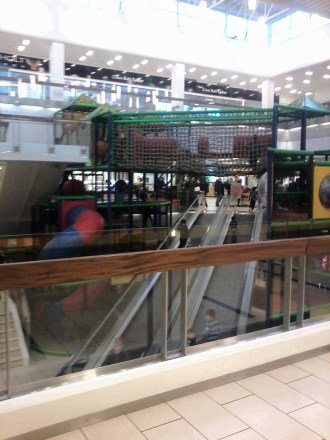 INNOVATIVE MALL PLAY PLACE
