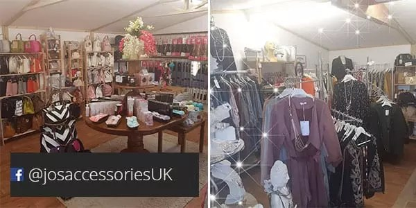 Jo's Accessories at Hopley Sh