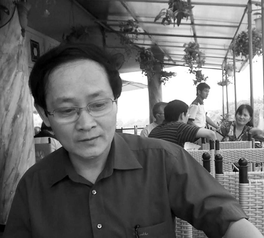Tác giả Giáo sư Tiến sĩ Nguyễn Phạm Hùng - ảnh ĐH - Hà Nội 2008