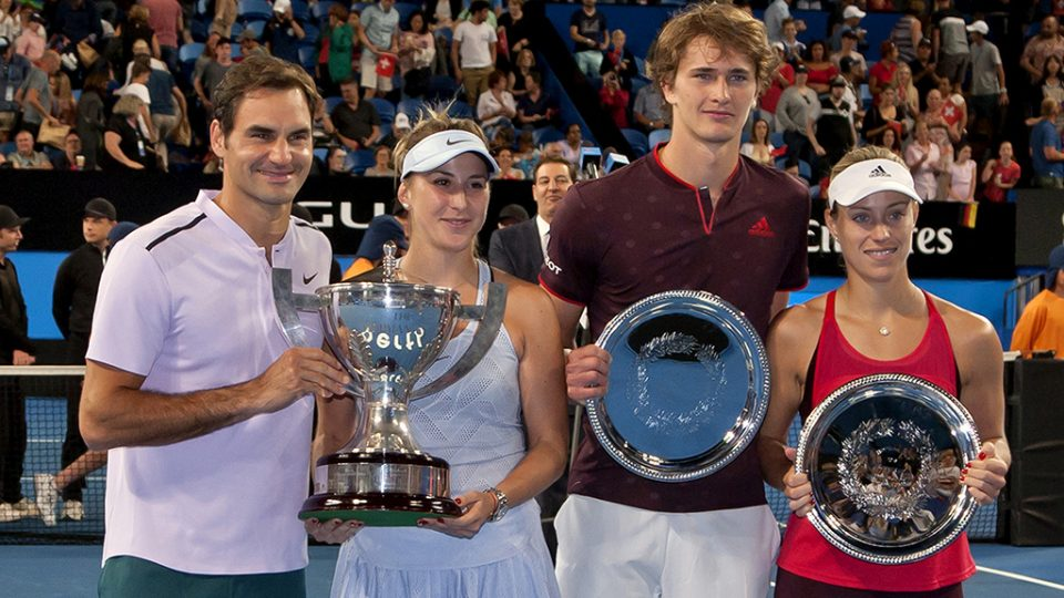 Image result for hopman cup 2019
