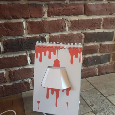 lampe page by page