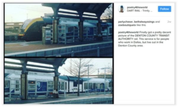 A-train Pic Collage