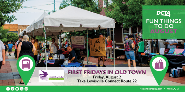First Friday Old Town TW