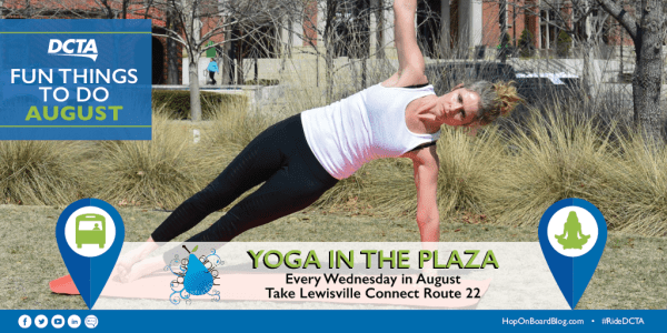 Yoga in the Plaza TW