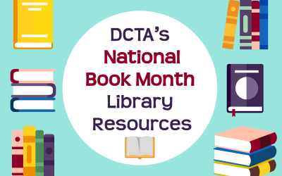 DCTA's National Book Month Library Resources