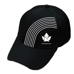 Track World Cup Cycling Canada Hat- Front