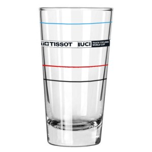 Track World Cup Beer Glass