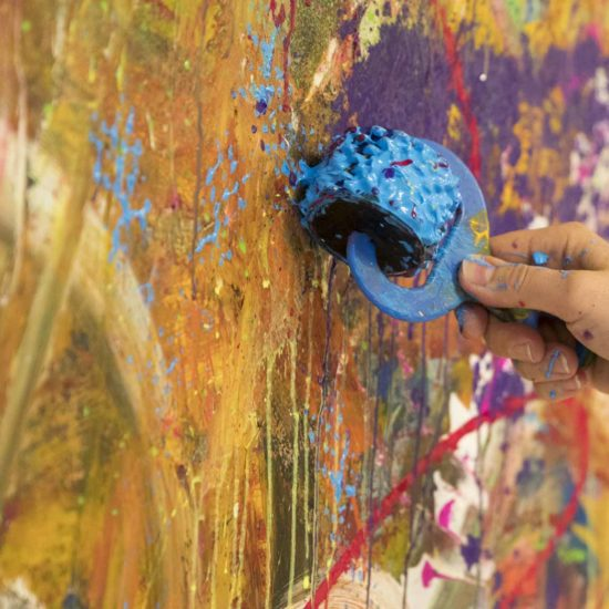 Teamevents von hoponopo I Kunst  Farbe I Jetzt entdecken