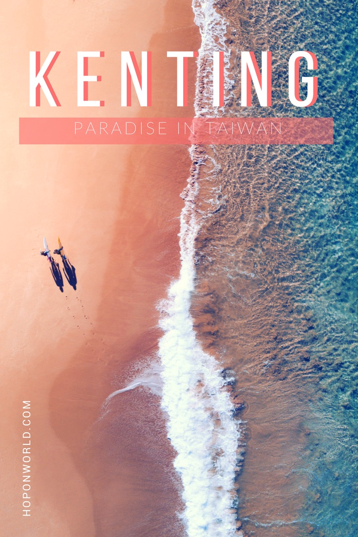 Taiwan: Kenting   We've handpicked our 8 favorite things to do in Kenting. Get great tips on what to do and see in this guide. #asia #taiwan #kenting #pingtung #travel #destination