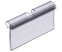Wire Fixture Label Holders - Hopp Companies, Inc.