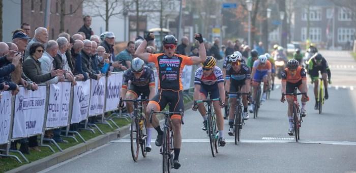 Jos Koop wint de Omloop van de Veenkolonien 2019
