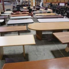 Used Conference Room Chairs Plastic Adirondack Hoppers Office Furniture Tables