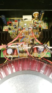New circuit board installed in GFA-565