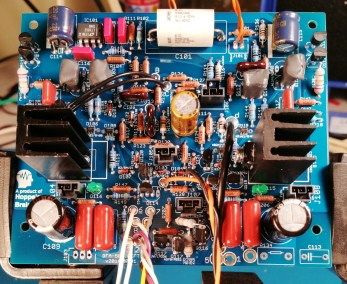 GFA-585 Input Board Left
