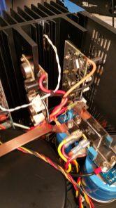 GFA-585 Right Output module