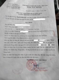Giay xac nhan tinh trang doc than 224x300 - Hợp pháp hóa lãnh sự giấy xác nhận tình trạng hôn nhân
