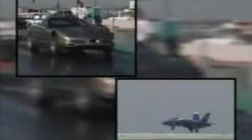 """Corvette Vs F/A-18"""