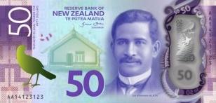 New N.Z Banknotes