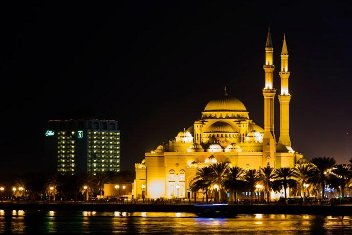 Al Noor Mosque Sharjah