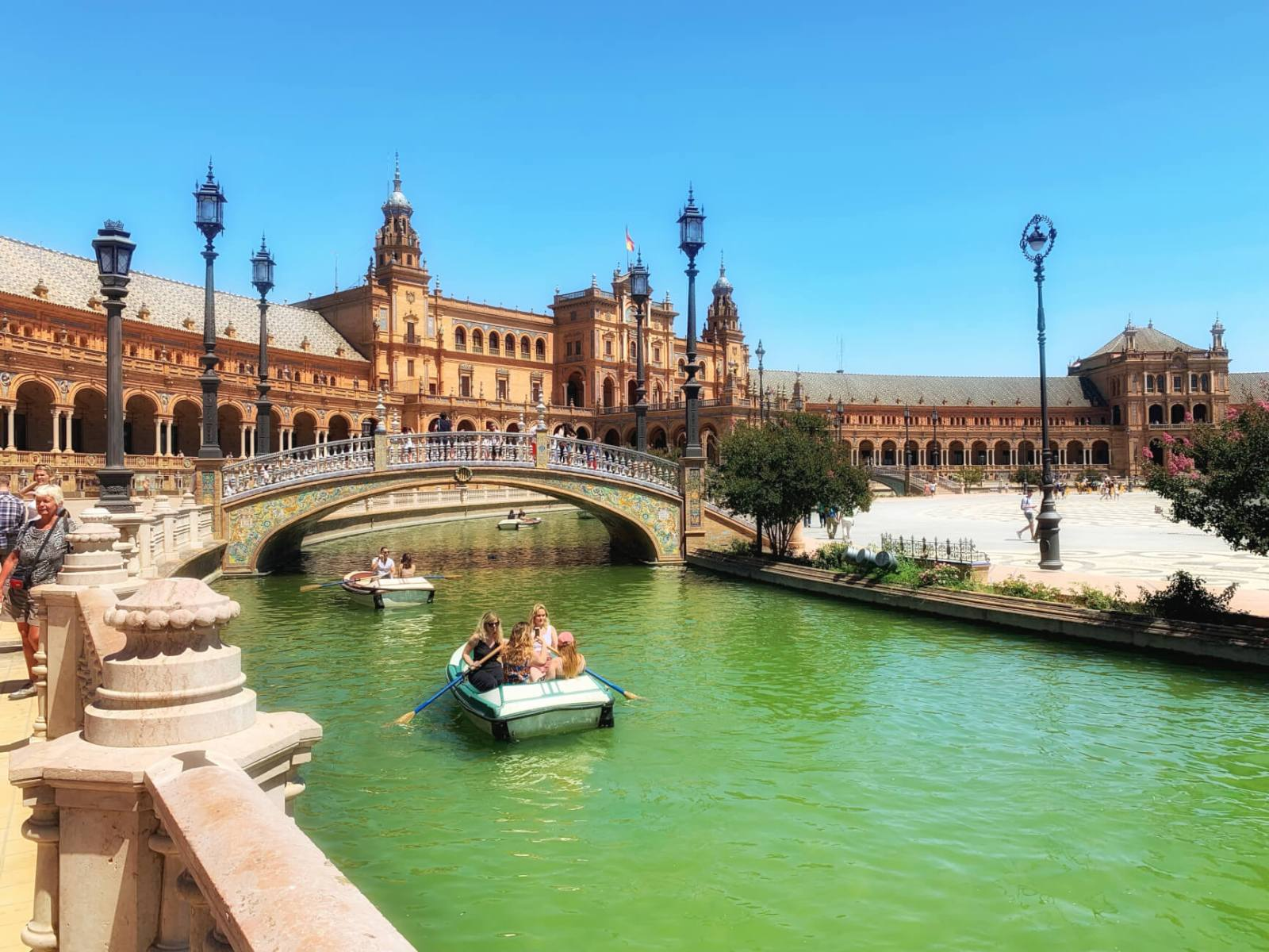 2 days in Seville