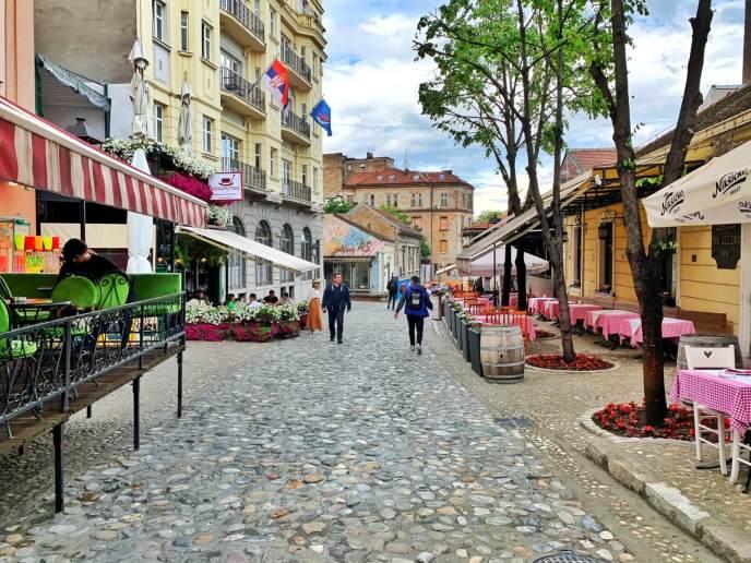 Belgrade in 2 days