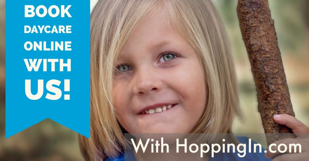 Facebook ad for hopping in