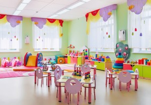 The price-per-square-foot is a key aspect of the decision in which property to choose for your starting a daycare center.