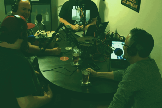 Hoppy Craftsmen Craft Beer Podcast