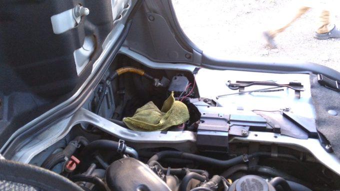 バッテリー交換 川崎市多摩区の介護タクシー