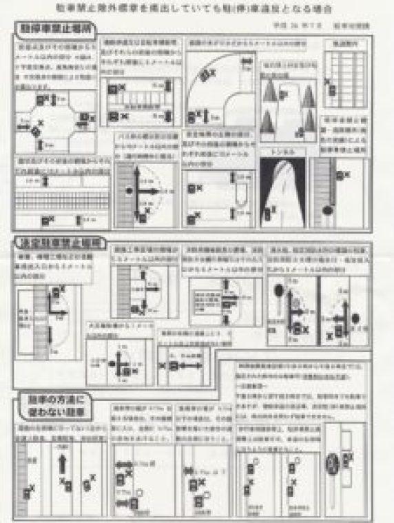 駐車禁止 川崎の介護タクシー ホップ・ケア・タクシー