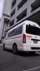 サポート救急 川崎の介護タクシー