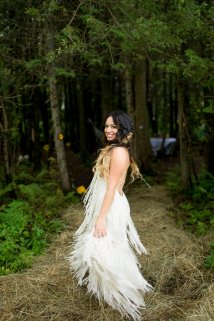Enchanted Forest Wedding Dresses