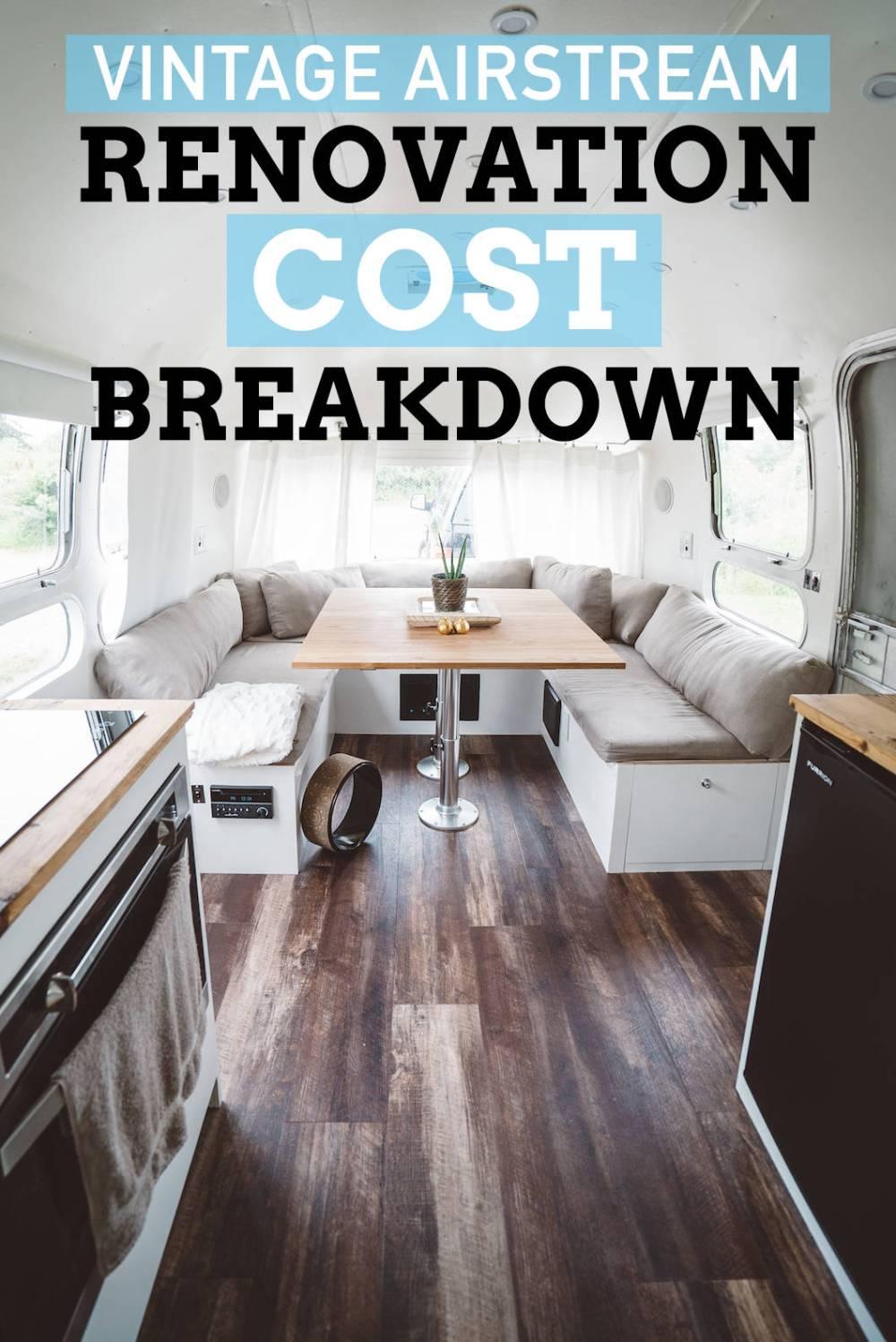 medium resolution of airstream renovation cost breakdown