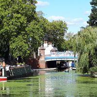 London Out and About – Along Regent's Canal — HopsSkipsandJumps