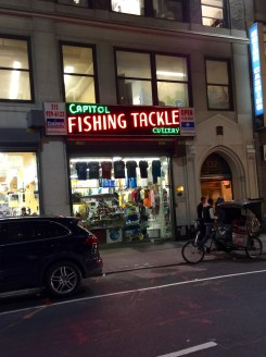 How this store survives in Midtown is a mystery