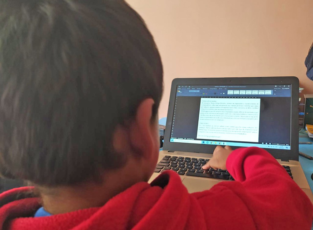 Actualmente, en todos los planteles del país las clases se cumplen de manera virtual.