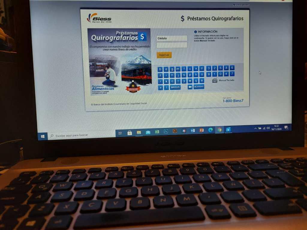 Quienes adeudan pueden acceder al pedido vía online.