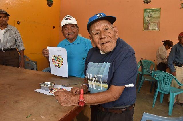 A Ignacio Aguilar le caracterizó su alegría y también ser profundamente amante del trabajo. (Foto cortesía Pepe Simancas)