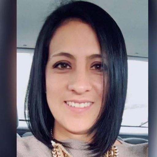 Mariana Cueva Guerrero, delegada provincial de la Defensoría del Pueblo.