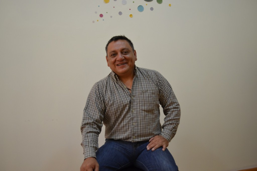 Freddy Flores, es el quién ideó el evento.