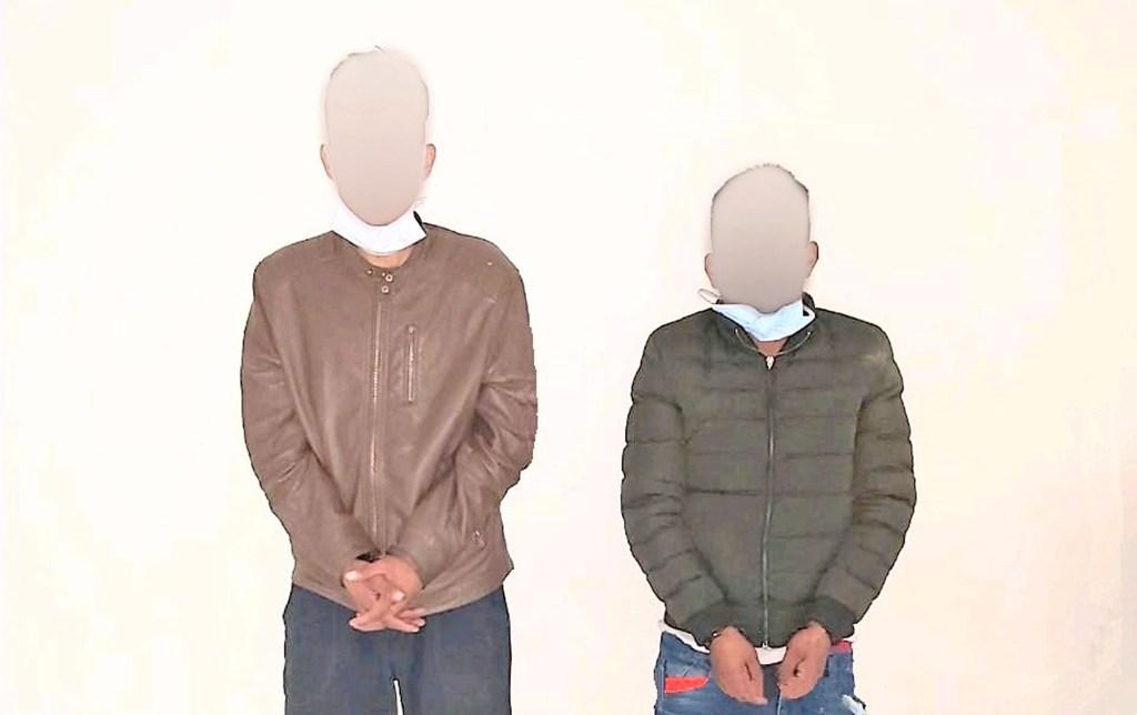 La tarde del último viernes los dos ciudadanos fueron detenidos.
