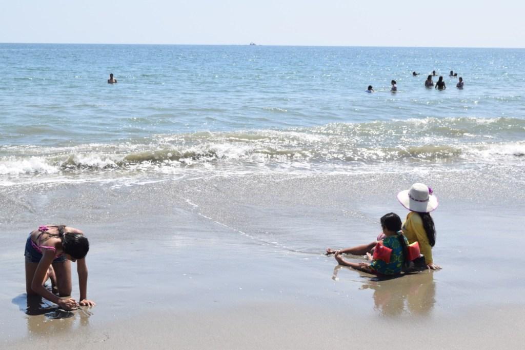 La playa San Gregorio es considerada la más atractiva de la región Sur del país.