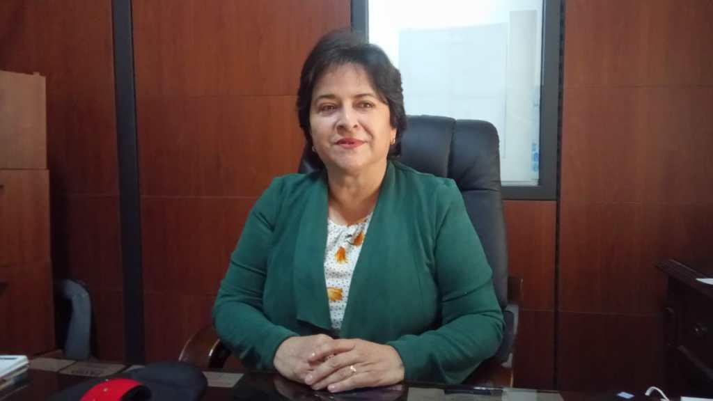 Cecilia Ruiz Toledo, directora de la Unidad de Bienestar Universitario, de la UNL.