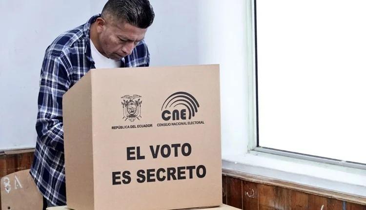 El pueblo ecuatoriano acudirá a las urnas el domingo 7 de febrero de 2020. (Foto cortesía Nodal)