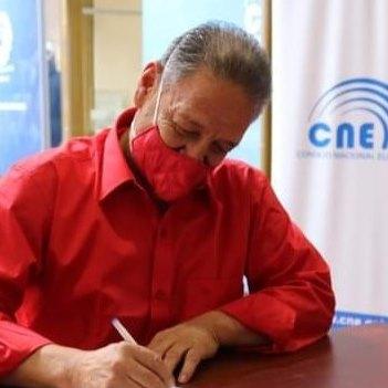Pablo Carrión Jaramillo, candidato a asambleísta por la tienda política.