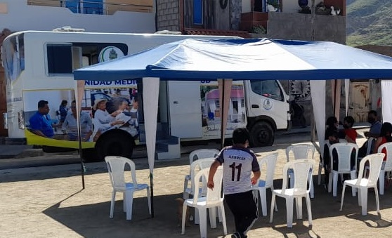 Podrán participar los moradores del sector Loma del Niño.