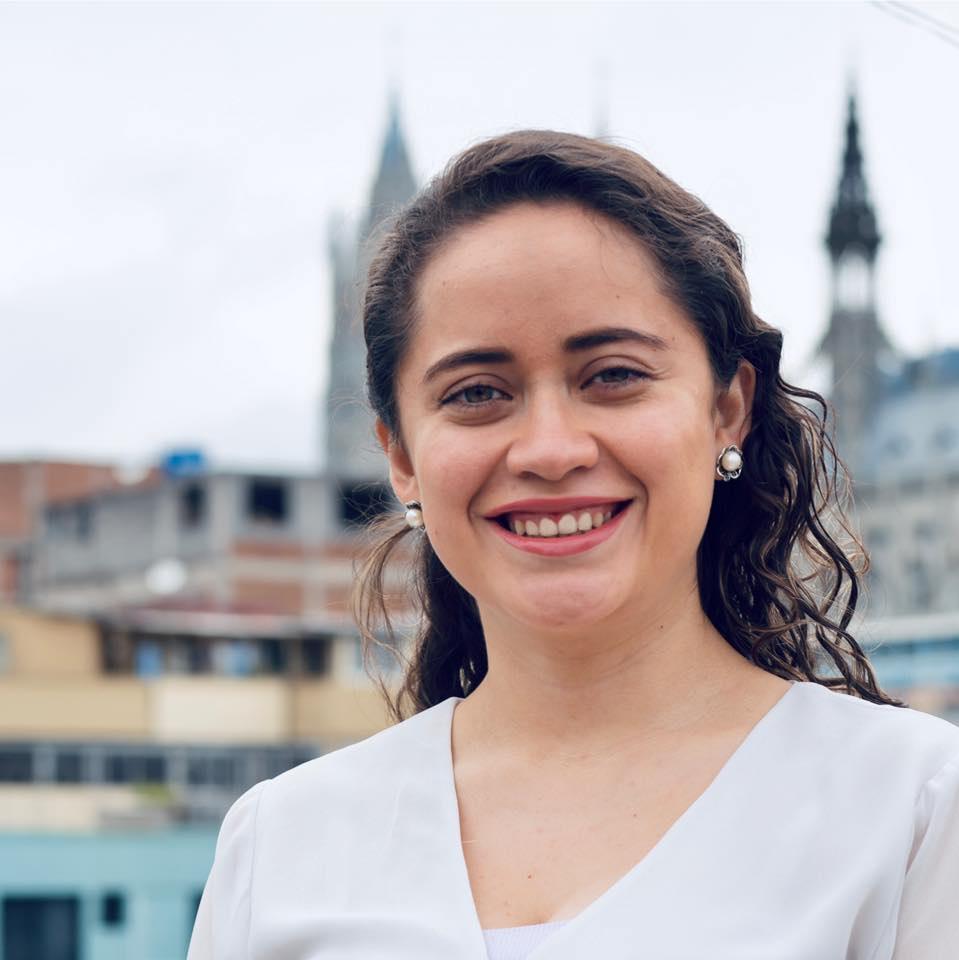 Karina Ponce Silva dice que no conseguirán silenciarla.