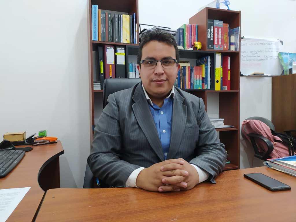 Cristian Alveca Ordóñez dice que este caso es uno de los primeros en el país en relación a la aplicación del nombramiento definitivo para profesionales de la salud que han laborado durante la pandemia del Covid-19.
