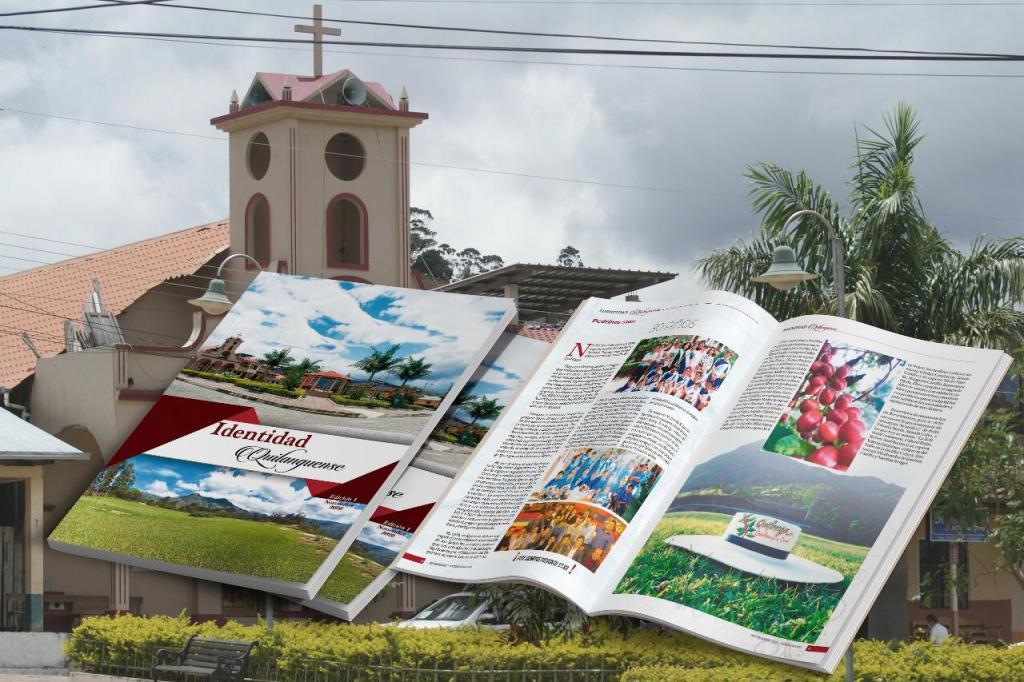 El medio de comunicación contiene reportajes, turismo, gastronomía, personajes, entre otros temas.